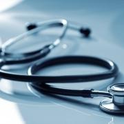 Foto eines Stethoskops