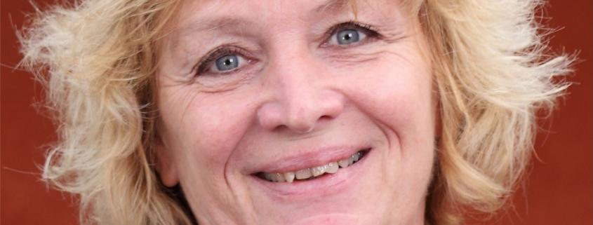 Portrait von Brigitte Theierling, Leiterin Hebammengremiums