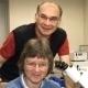 Anette Dräger and Eduard Babiychuk