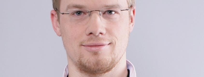Portrait von Andreas Bergthaler, CeMM