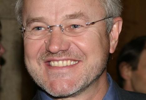 Portrait von Prof. Karl Kuchler