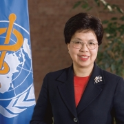 WHO Director-General Dr. Margaret Chan