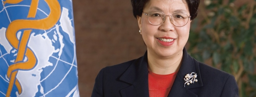 WHO Director-General Dr. Margaret Chan