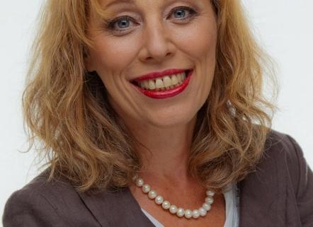 Portrait of Ingrid Reischl, Head of WGKK