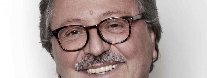 Portrait of Braincon chef Davul Ljuhar