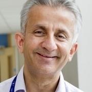 Portrait of Prof. Dilip Nathwani