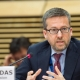 Portrait of Carlos Moedas from the European Commission