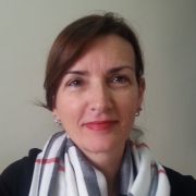 Portrait of Dr. Biljana Carevic, hospital epidemiologist at clinical center of Serbia