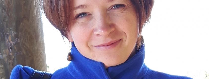 Portrait of Agita Melbarde-Kelmere, third winner of the Semmelweis Foundation poster presentation