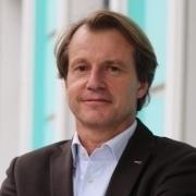 Portrait of Dr Remco Schrijver