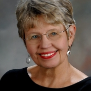 Portrait of Sharon Johnson