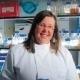 Portrait of Professor Liz Sockett from the Nottingham University