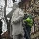 Semmelweis Monument in Budapest