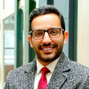 Mamdooh Alzyood (Doctoral Researcher, Oxford Brookes University)