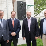 Semmelweis Monument newly designed
