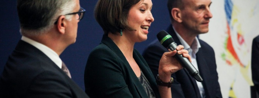 Anna Durnova at the Semmelweis Symposium